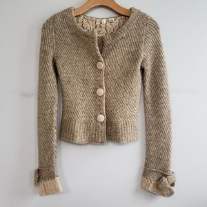 Anthropologie Moth Vintage Inspired Cardigan XS